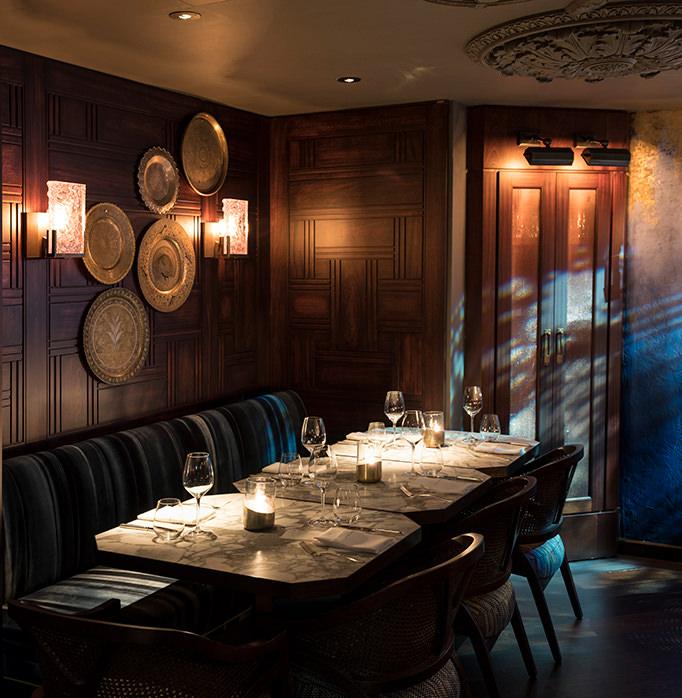 Tamarind kitchen soho indian restauranttamarind kitchen for Best private dining rooms soho